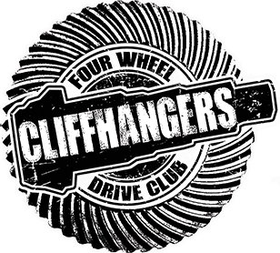 Cliffhangers Four Wheel Drive Club Logo